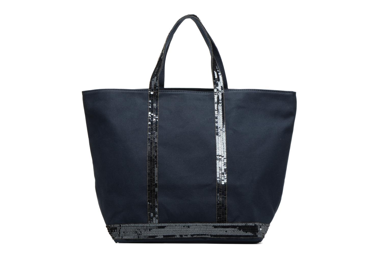Handbags Vanessa Bruno Cabas M+ Blue front view