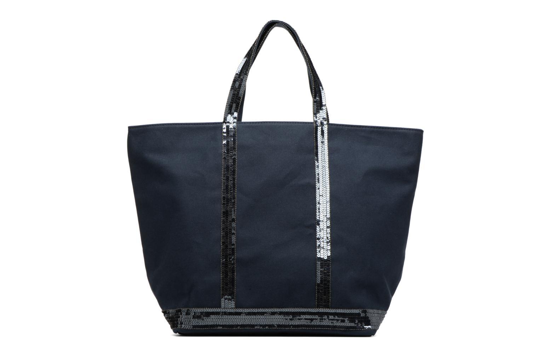 Handbags Vanessa Bruno Cabas M+ Blue detailed view/ Pair view