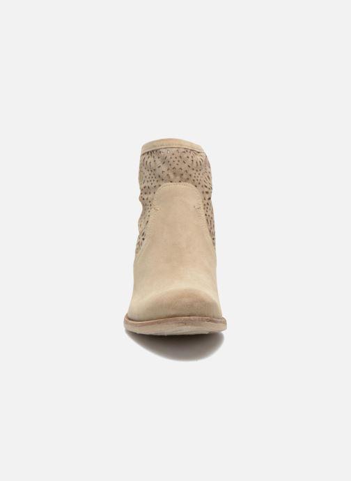 Boots en enkellaarsjes Khrio Aeligana Beige model