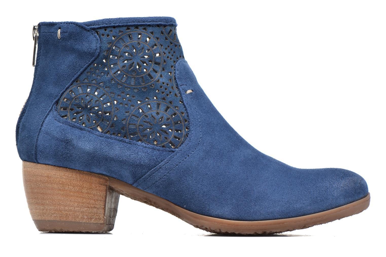 Bottines et boots Khrio Aeligana Bleu vue derrière
