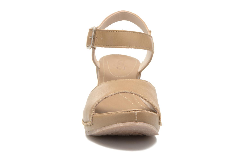 Sandalen Khrio Nuova beige schuhe getragen