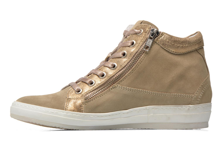 Sneakers Khrio Maiana Beige voorkant