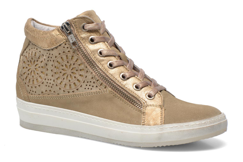 Sneakers Khrio Maiana Beige detail