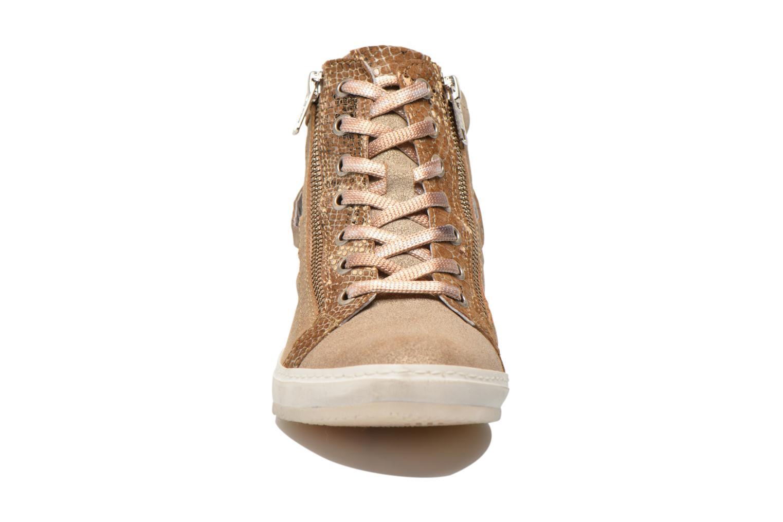 Baskets Khrio Tugana Multicolore vue portées chaussures