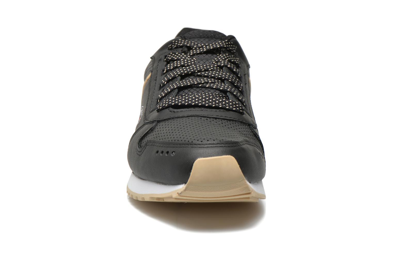 Baskets Lacoste Trajet 116 C Noir vue portées chaussures