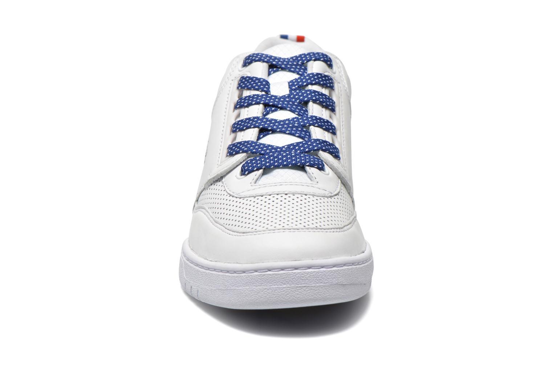 Baskets Lacoste Indiana 116 C Blanc vue portées chaussures