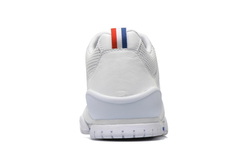 Baskets Lacoste Indiana 116 C Blanc vue droite