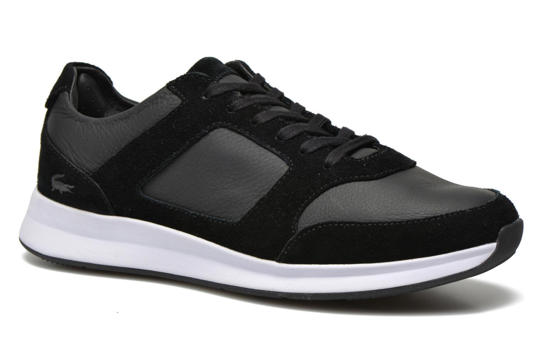 Sneakers Lacoste Joggeur 116 1 Sort detaljeret billede af skoene