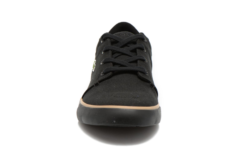 Deportivas Lacoste Bayliss 116 2 Negro vista del modelo
