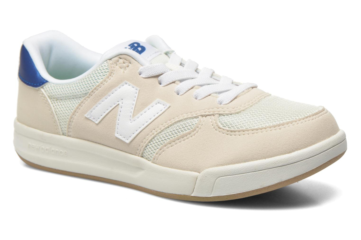 Trainers New Balance KT300 J Beige detailed view/ Pair view