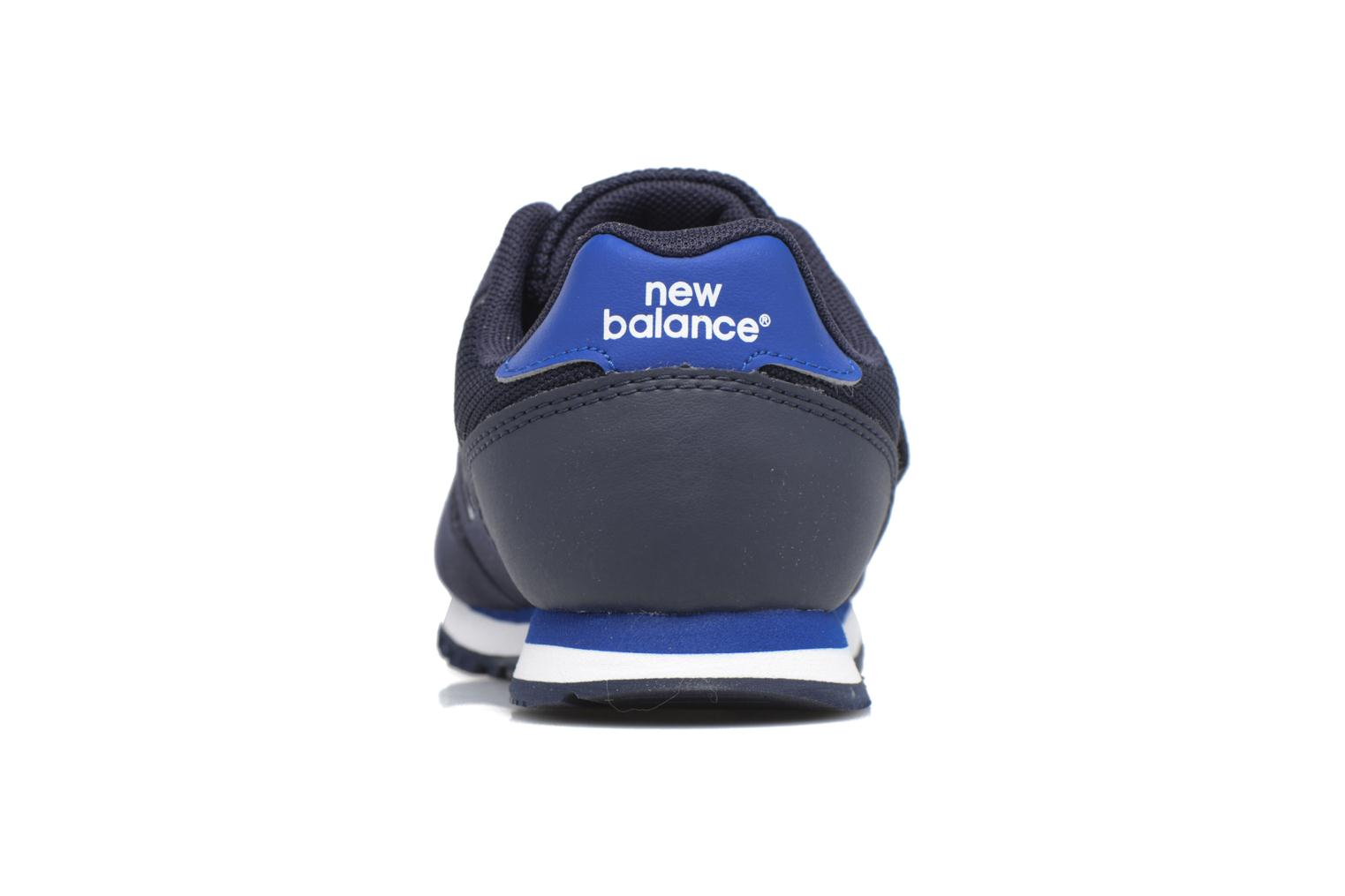 Trainers New Balance KV373 J Blue view from the right