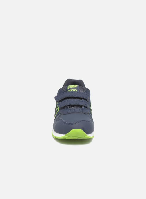 Trainers New Balance KV500 J Blue model view