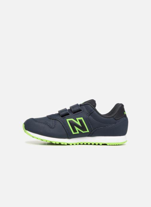 Sneakers New Balance KV500 J Blauw voorkant