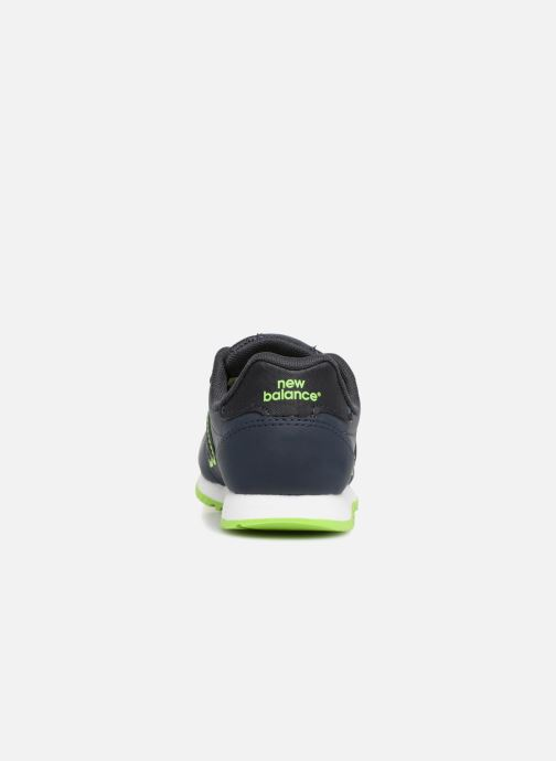 Sneakers New Balance KV500 J Blauw rechts