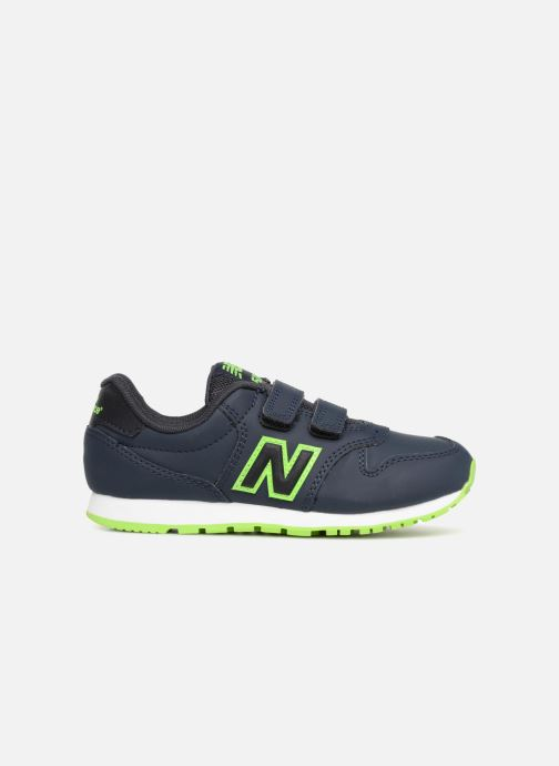 Sneakers New Balance KV500 J Blauw achterkant