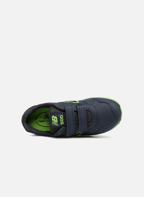 Sneakers New Balance KV500 J Blauw links