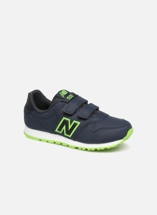 Sneakers New Balance KV500 J Blauw detail