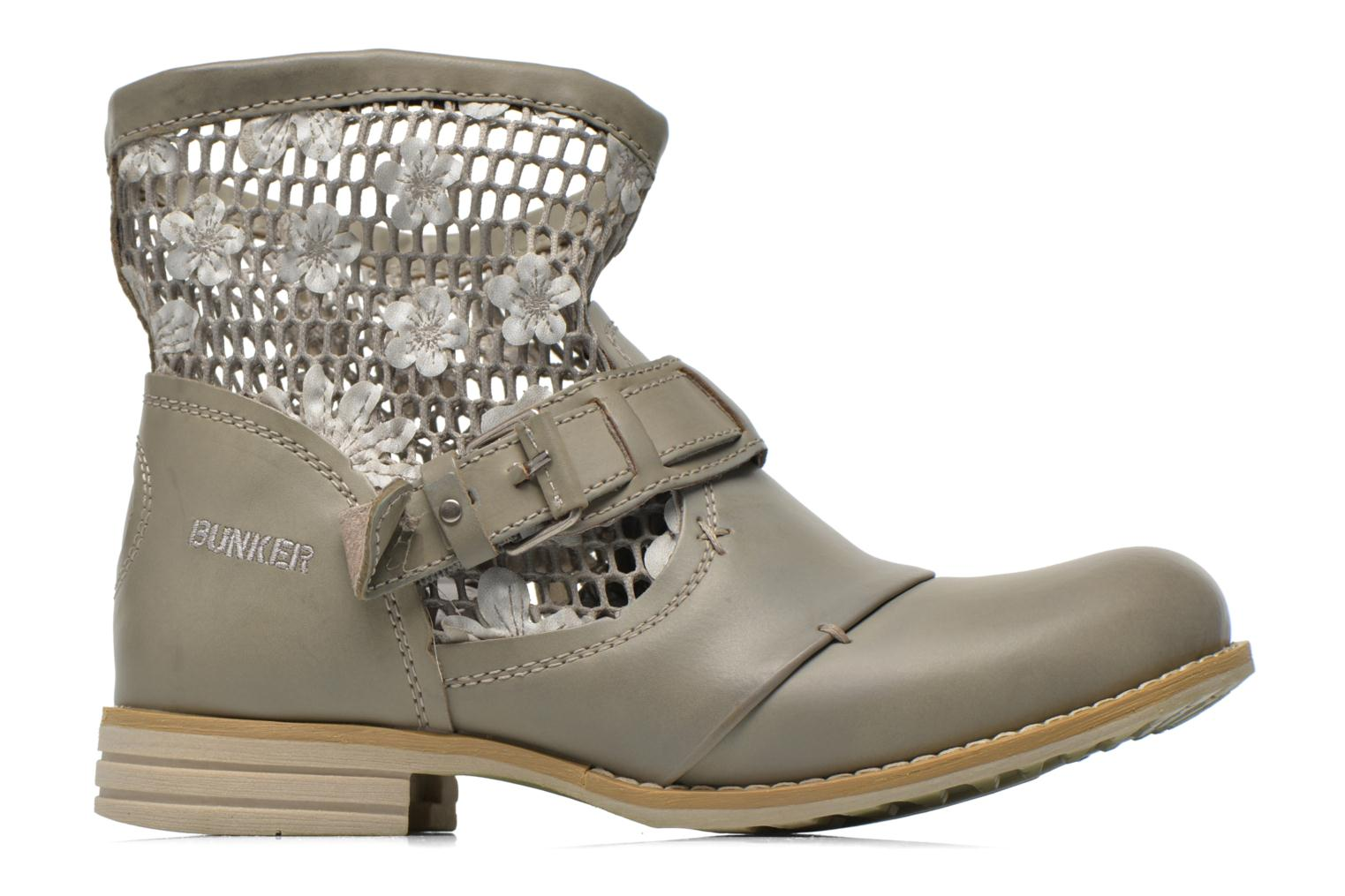 Ankle boots Bunker Sara Tel Beige back view