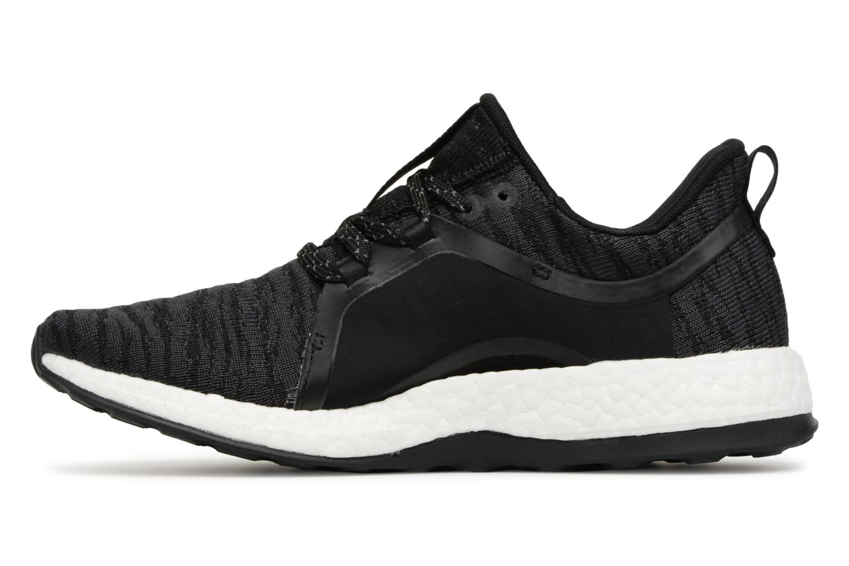 Zapatillas de deporte Adidas Performance Pureboost X Negro vista de frente