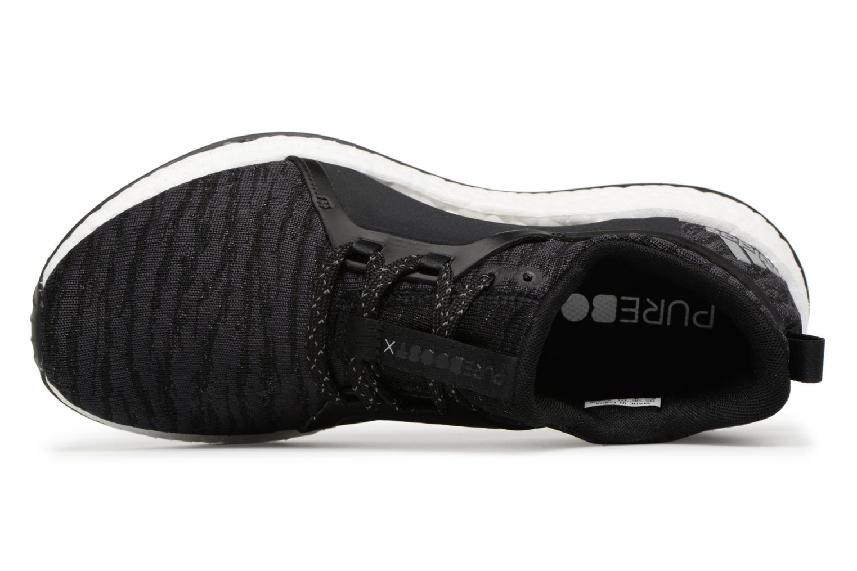 Zapatillas de deporte Adidas Performance Pureboost X Negro vista lateral izquierda