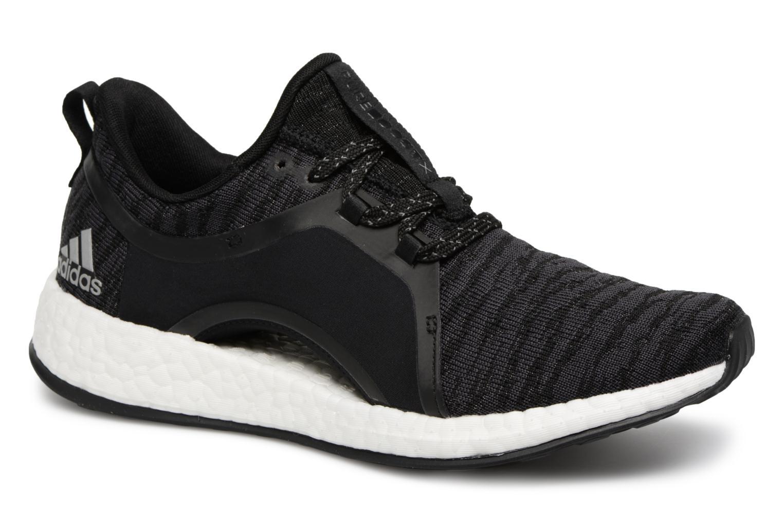 Zapatillas de deporte Adidas Performance Pureboost X Negro vista de detalle / par