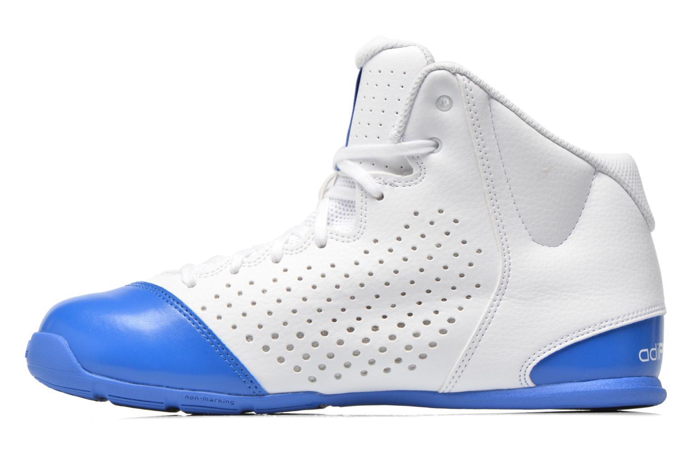 Chaussures de sport Adidas Performance Nxt Lvl Spd Iv Blanc vue face