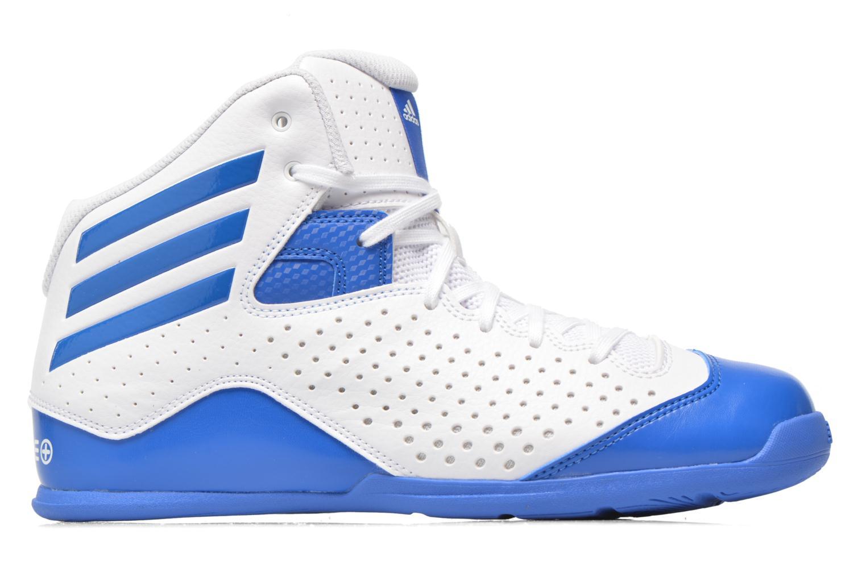 Chaussures de sport Adidas Performance Nxt Lvl Spd Iv Blanc vue derrière