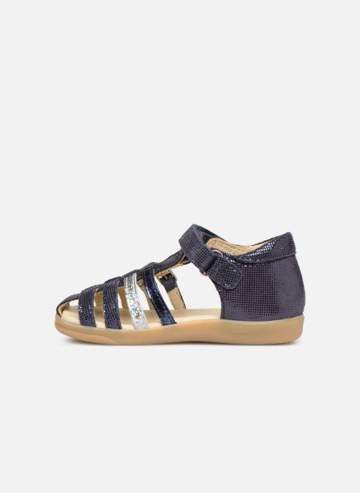 Sandali e scarpe aperte Shoo Pom Pika Spart Azzurro immagine frontale