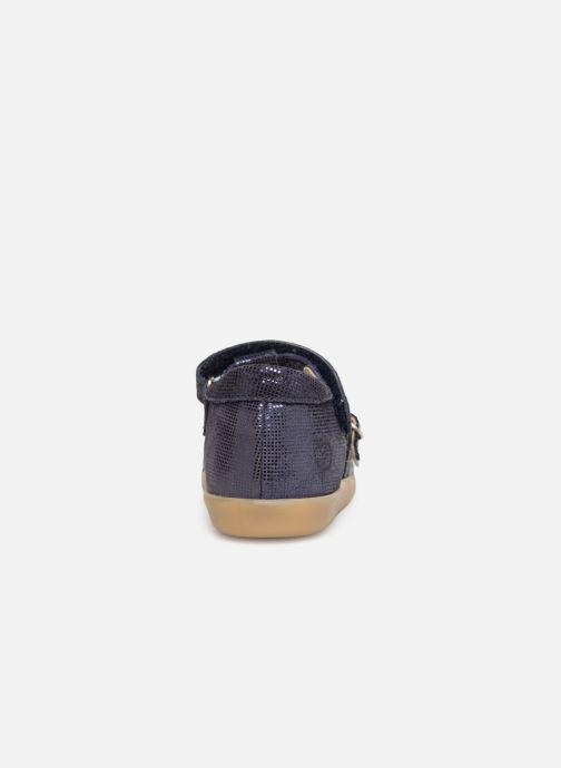 Sandali e scarpe aperte Shoo Pom Pika Spart Azzurro immagine destra