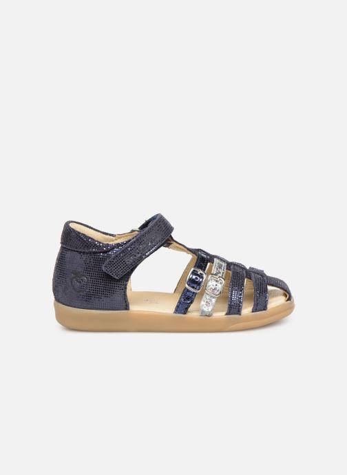Sandali e scarpe aperte Shoo Pom Pika Spart Azzurro immagine posteriore