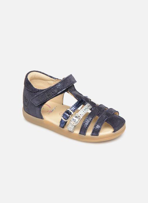 Sandali e scarpe aperte Shoo Pom Pika Spart Azzurro vedi dettaglio/paio