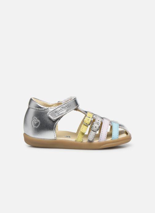 Sandales et nu-pieds Shoo Pom Pika Spart Multicolore vue derrière