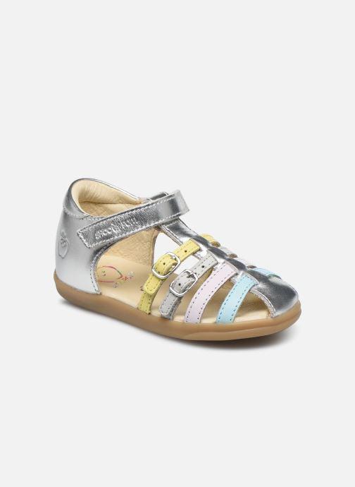 Sandales et nu-pieds Shoo Pom Pika Spart Multicolore vue détail/paire