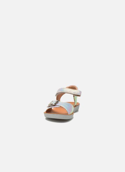 Sandalen Shoo Pom Goa Sandal mehrfarbig schuhe getragen