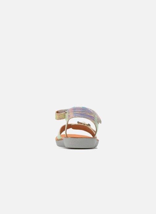 Sandalen Shoo Pom Goa Sandal mehrfarbig ansicht von rechts
