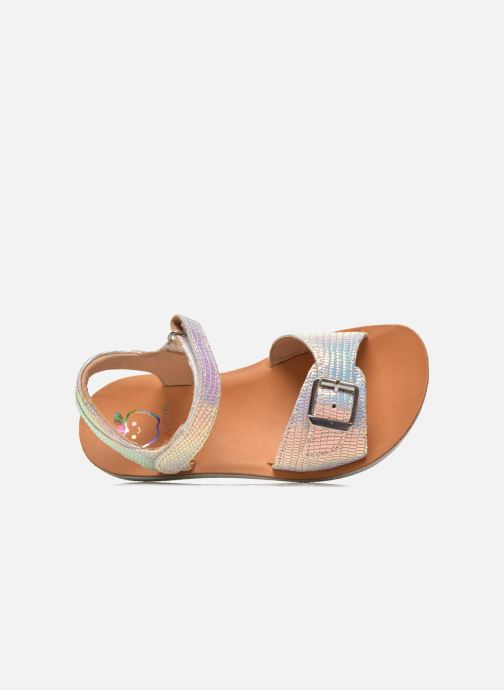 Sandalen Shoo Pom Goa Sandal mehrfarbig ansicht von links