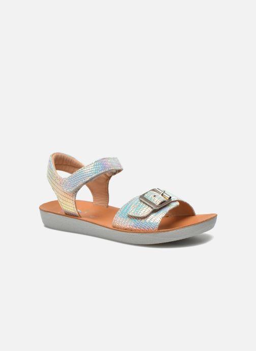 Sandalias Shoo Pom Goa Sandal Multicolor vista de detalle / par