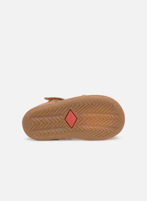 Sandali e scarpe aperte Shoo Pom Tity Fringe Marrone immagine dall'alto