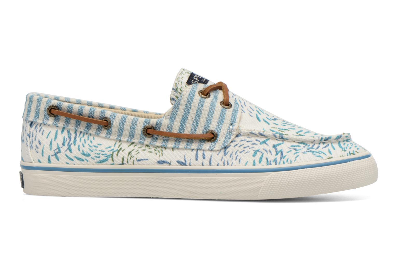 Zapatos con cordones Sperry Bahama Fish Circles Azul vistra trasera