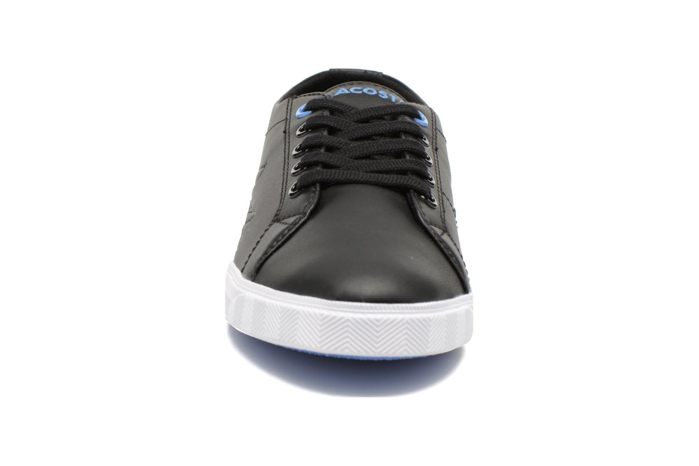 Baskets Lacoste Marcel Lace Up 116 2 Noir vue portées chaussures