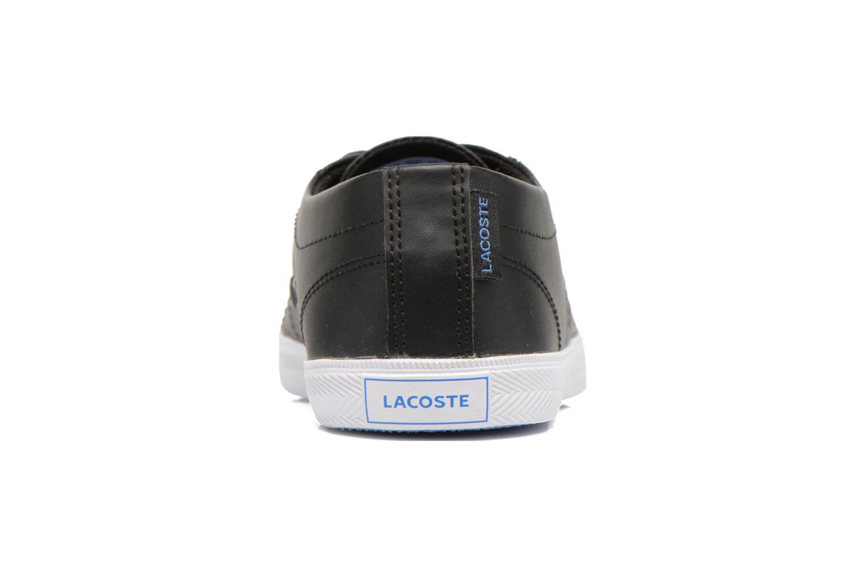 Baskets Lacoste Marcel Lace Up 116 2 Noir vue droite