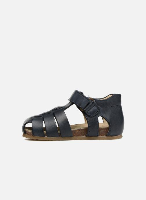 Sandales et nu-pieds Naturino Gabriele 1405 Bleu vue face