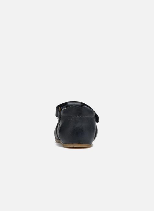 Sandales et nu-pieds Naturino Gabriele 1405 Bleu vue droite