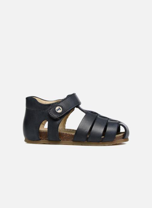 Sandales et nu-pieds Naturino Gabriele 1405 Bleu vue derrière