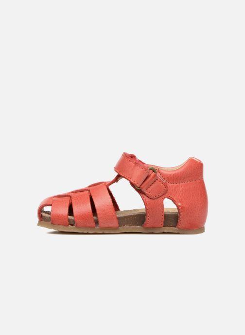 Sandales et nu-pieds Naturino Gabriele 1405 Rouge vue face
