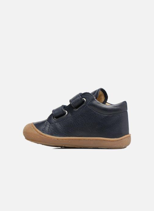Sneakers Naturino Cocoon VL Blå se forfra