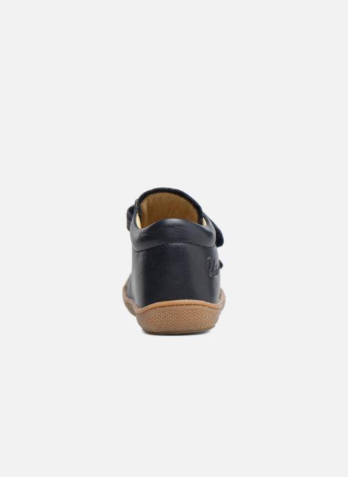 Sneakers Naturino Cocoon VL Blå Se fra højre