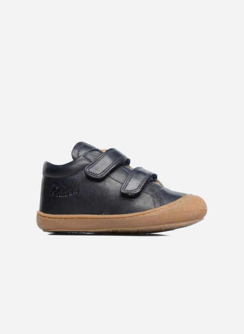 Sneakers Naturino Cocoon VL Blauw achterkant