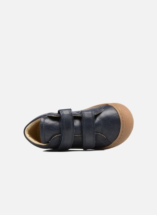 Sneakers Naturino Cocoon VL Blauw links