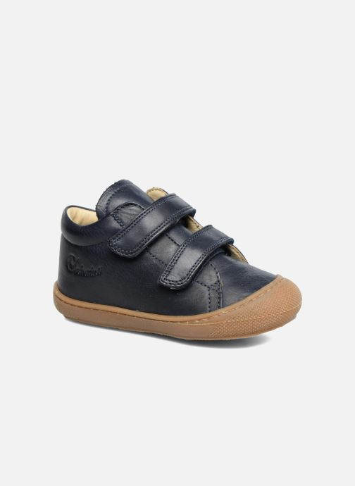 Sneakers Naturino Cocoon VL Blauw detail